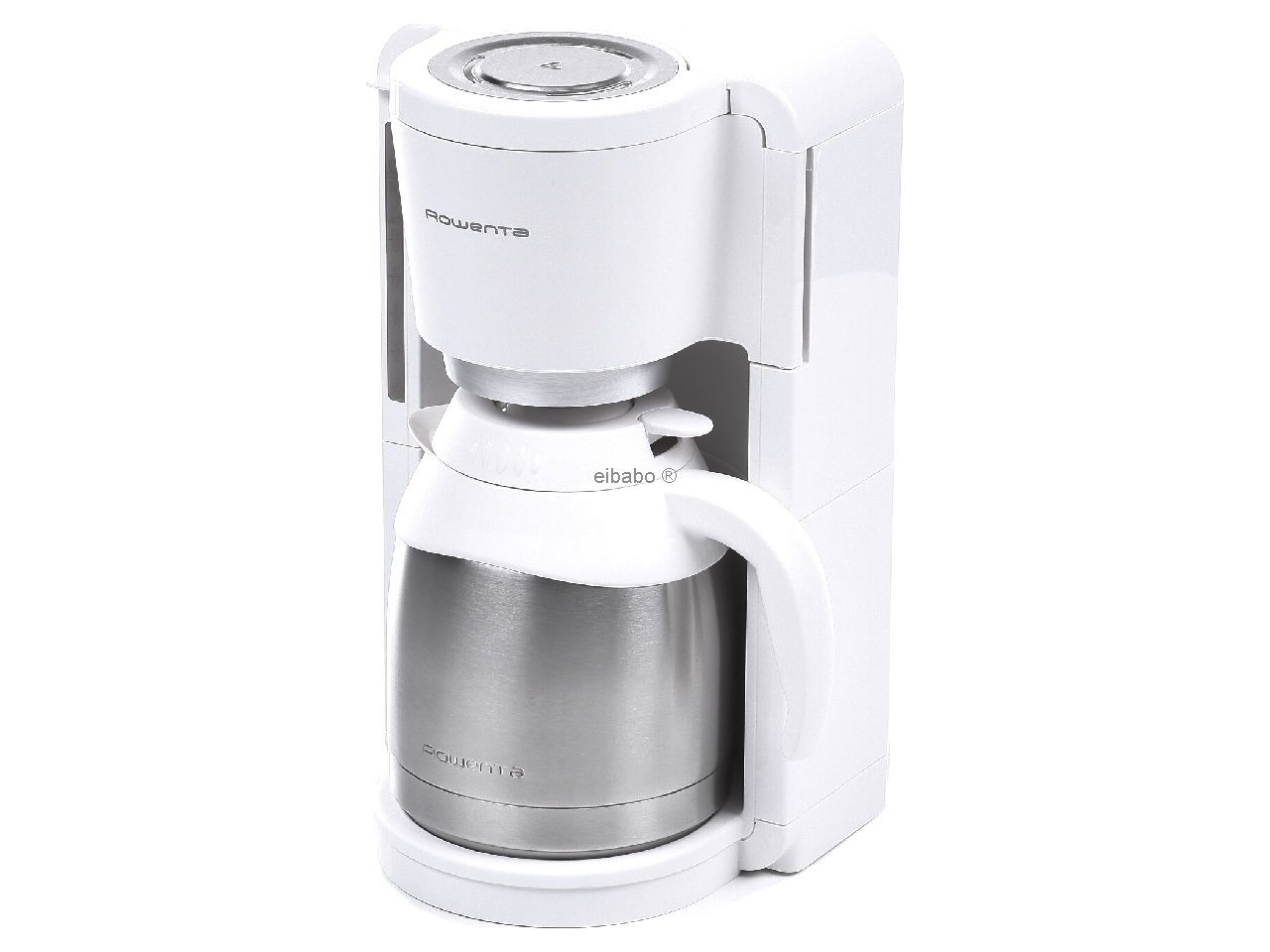 Coffee Maker With Thermos Flask CT 3811 Ws/eds | Rowenta | CT 3811 Ws/eds |  CT3811 | Coffeemaker Eibabo.in